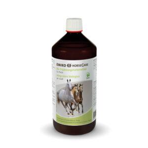 EMIKO HorseCare Bio Ergänzungsfuttermittel flüssig