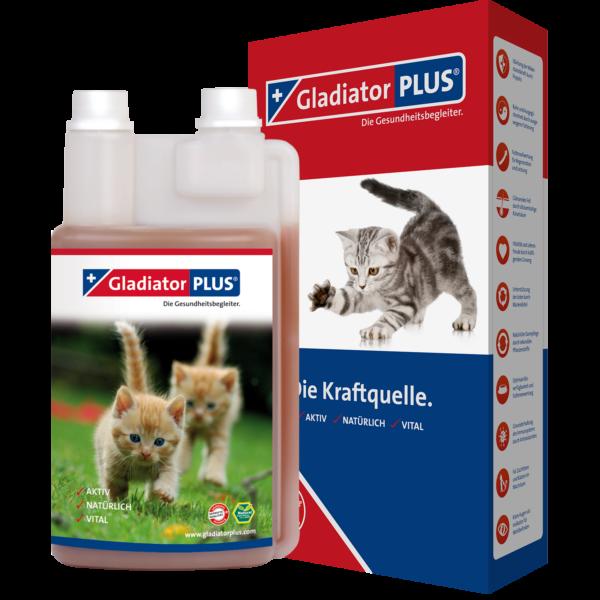 GladiatorPLUS® Katze