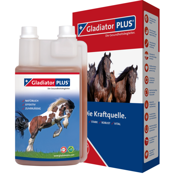 GladiatorPLUS® Pferd
