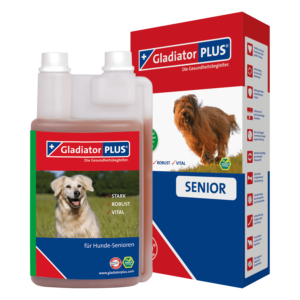 GladiatorPLUS® Hund Senior