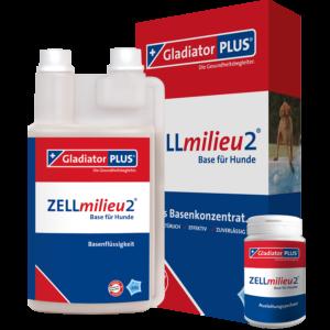 ZELLmilieu2® Hund