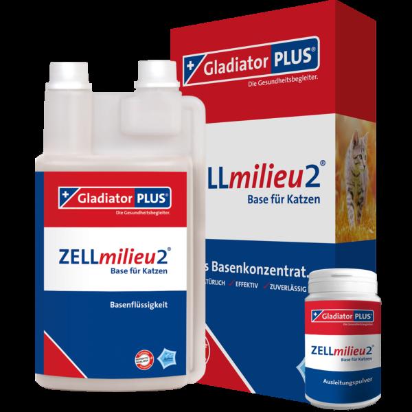 ZELLmilieu2® Katze