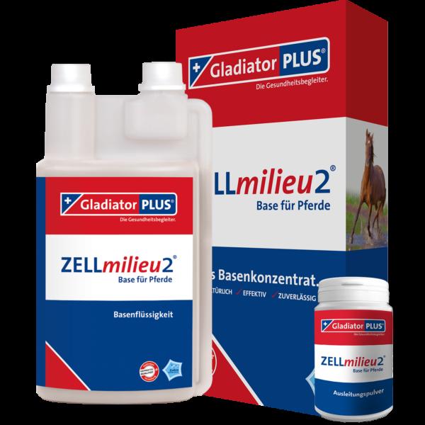 ZELLmilieu2® Pferd