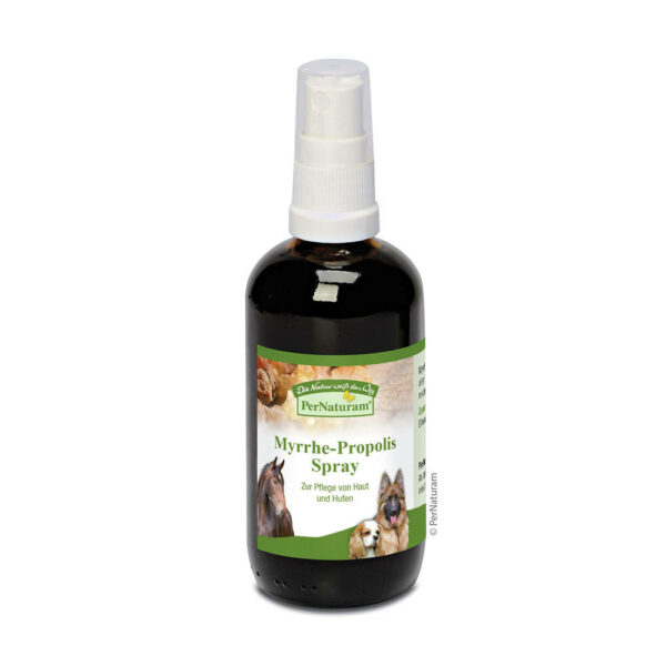 PerNaturam - Myrrhe-Propolis-Spray