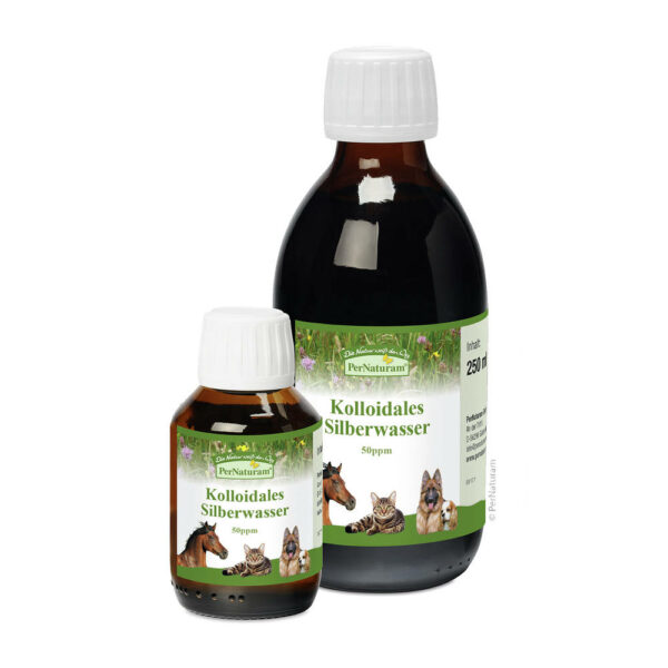 PerNaturam - Kolloidales Silberwasser
