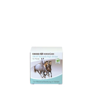 EMIKO® Horse Care EM-X® Keramik Pipe grau