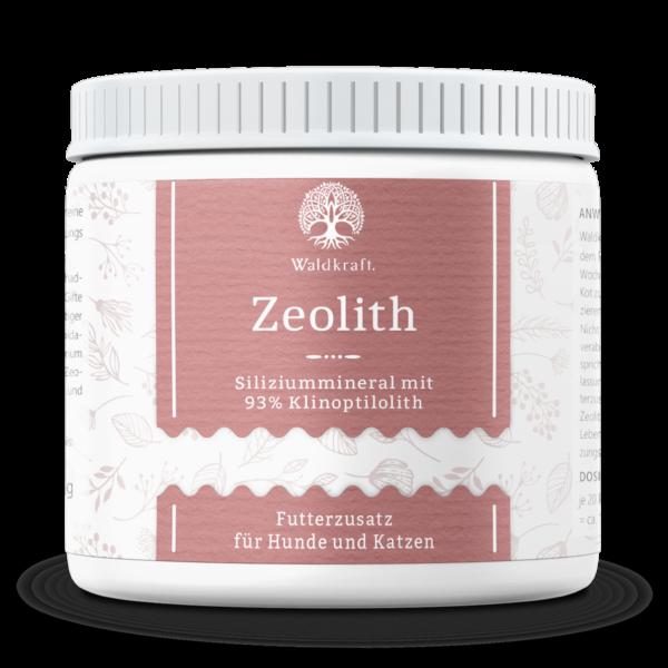Waldkraft Zeolith - Naturmineral mit 93 % Klinoptilolith