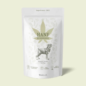 Waldkraft Hanf-Hundekekse für große Hunde