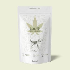 Waldkraft Hanf-Hundekekse für mittelgroße Hunde