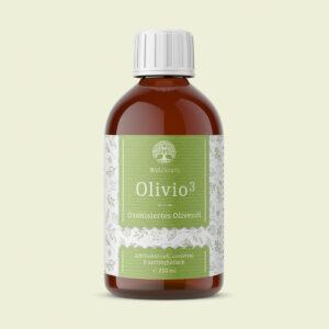 Waldkraft Olivio3 - Ozonisiertes Olivenöl, 250 ml
